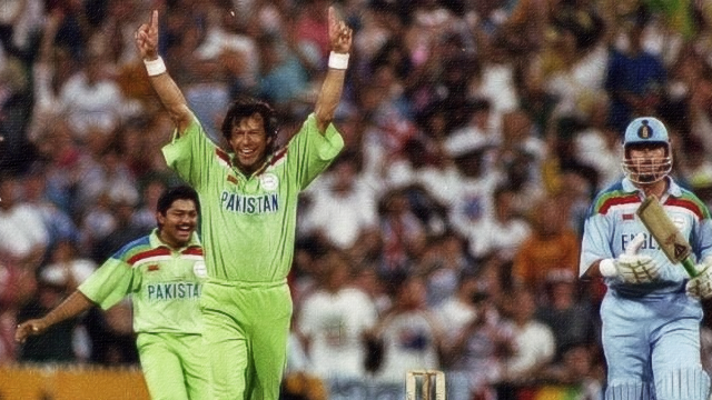 Pakistan 1992 World Champions
